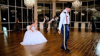 Wedding Video Dance  This is the Greatest Show!!!
