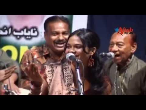 Zinda rahne ke liye  ek mulaqat zaruri hai sanam by Habib Sabri ,Shamshad begum & Pushplata Sha_