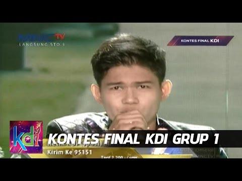 """Mahesya """" Pekanbaru """" Kehilangan - Kontes Final KDI 2015 (23/5)"""