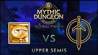 Perplexed vs Golden Guardians | Mythic Dungeon International Global Finals | Day 2