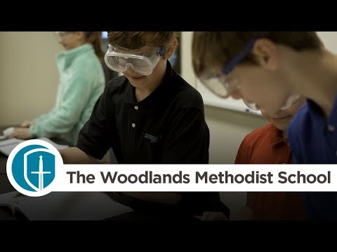 Welcome to The Woodlands Methodist School!