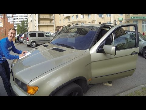 Покупка BMW X5 Ильи Стрекаловского