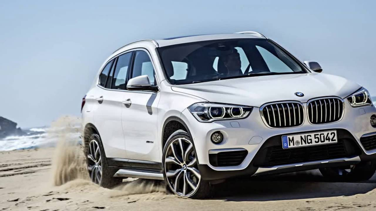 BMW X1 2017 New Car Release  YouTube
