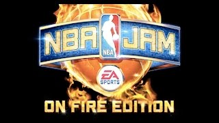 NBA Jam On Fire Edition | Seattle Supersonics Road Trip