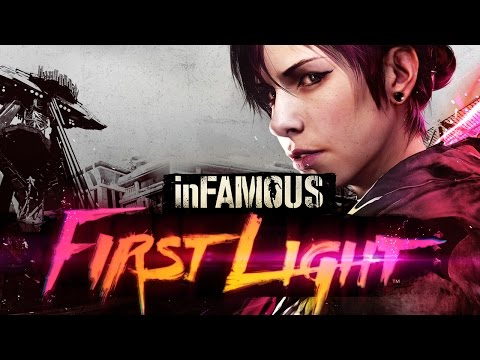INFAMOUS: FIRST LIGHT [HD+] [PS4] #001 - Hey, kleines Punkermädchen! ★ Let's Play First Light