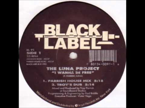 The Luna Project - I Wanna Be Free (Parrish House Mix)