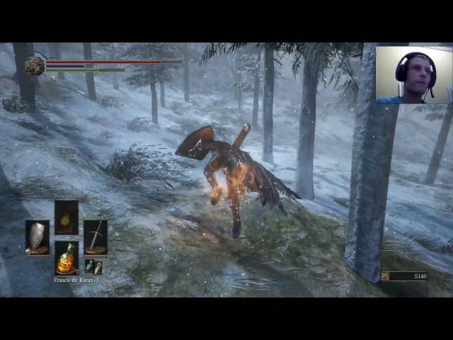 Dark Souls 3 Ashes of Ariandel Inicio