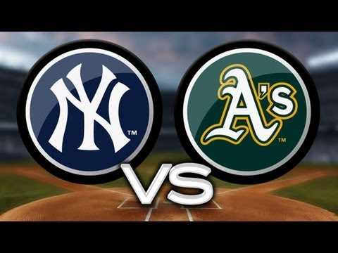 6/13/13: A's outlast Yanks, Mariano in 18-inning game