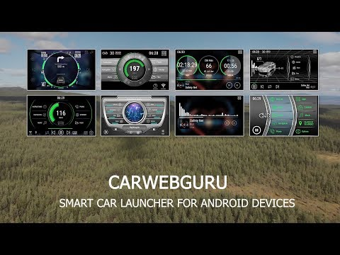 CarWebGuru Launcher - Apps on Google Play