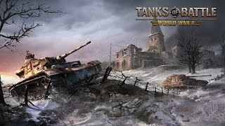TANKS OF BATTLE: WORLD WAR 2 Android GamePlay (By VascoGames)