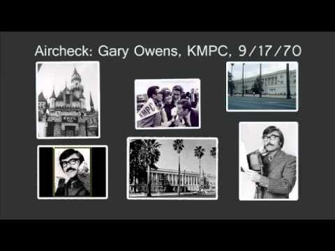 Gary Owens Aircheck KMPC September 19,1970.wmv