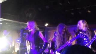 "Huntress ""Spell Eater / Sleep and Death"" [Blondies - Detroit, MI - 4.4.12]"