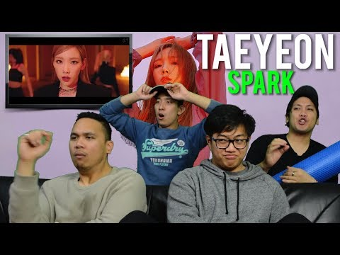 """TAEYEON's """"SPARK"""" Brings The Heat.... (Reaction) #foreverbae"""