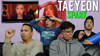 """Gambar cover TAEYEON's """"SPARK"""" brings the heat.... (Reaction) #foreverbae"""