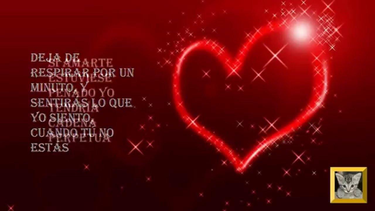 Frases De Amor Para El Dia De Los Enamorados O San Valentin Youtube