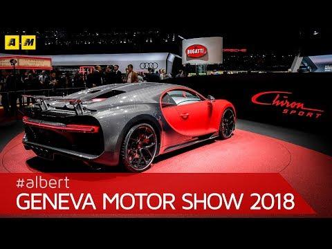 1000 CV club! Le Hypercar del Salone di Ginevra 2018