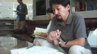 【2011.08.08】放射能防御プロジェクト沖縄 記者会見 吉田明彦 2/2