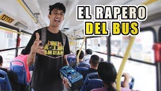 UN DÍA CON UN RAPERO DE LA CALLE (IMPACTANTE) thumbnail