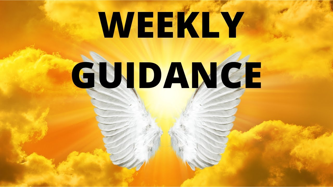 WEEKLY GUIDANCE 10 AUGUST 2020 *WOW! FRESH STARTS, MIRACLES AND POWER!*