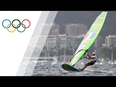 Rio Replay: Women's RS:X Sailing Medal Race