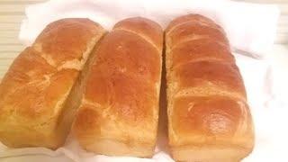 Домашний  хлеб .