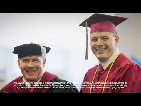 mcdonald's:-archways-to-opportunity®-program-participant-john-cross-life-stage-at-ctu-graduation