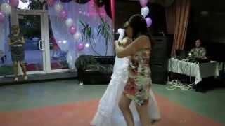 Танец свекрови с невесткой
