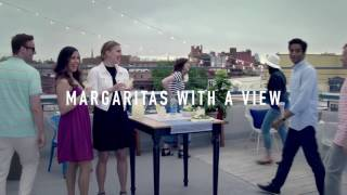 Sauza® Tequila Margaritas with a View