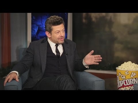 The Hobbit's Gollum: Andy Serkis Interview Focuses on Being a Performance Capture Specialist