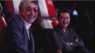ฮาๆมันๆ โค้ช The Voice Thailand รวมโมเม้นขำๆ 1