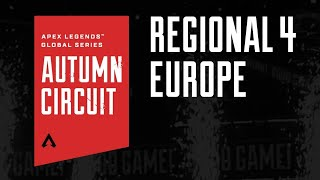 Apex Legends Global Series Autumn Circuit Regional #4 - Europe