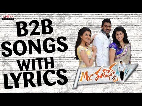 Mr. Perfect Back To Back Full Songs With Lyrics - Prabhas, Kajal Aggarwal, DSP