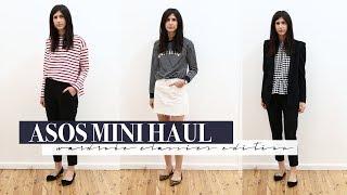 ASOS Haul - Shopping for Classic Wardrobe Staples | Mademoiselle