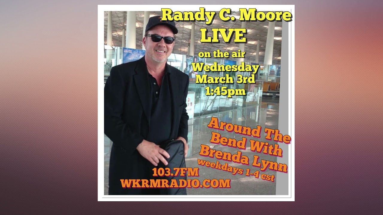 Randy C. Moore on Around The Bend WIth Brenda Lynn