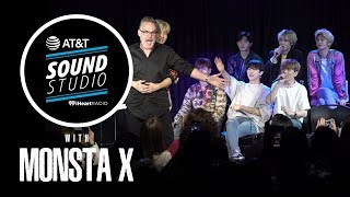 Monsta X Show Off Their Best Model Faces, Talk Fortnite And Reenacts Scene From Titanic