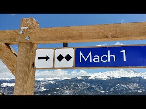 Breckenridge Ski Tour: Mach 1 (Pk8, Expert, Moguls)