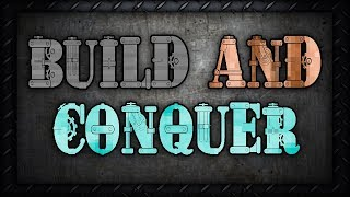 Build and Conquer | A 1.12.2 strategy, base building minigame!