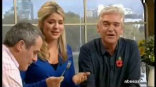 12 Funniest Moments of Holly Willoughby on This Morning