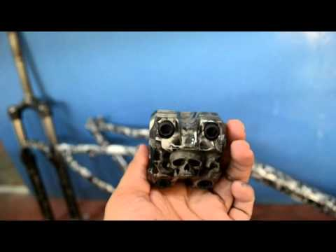 Sample Output: Mountain Bike Frame