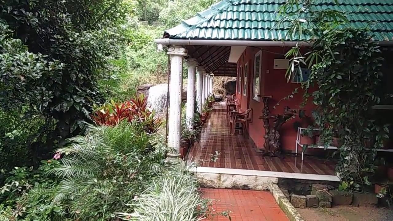 Valparai Resort Rain Forest Cottage Youtube