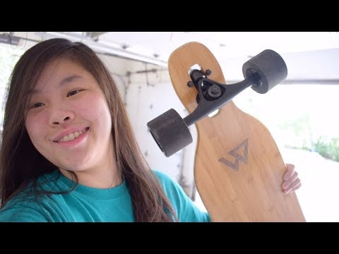 Magneto Bamboo Cruiser Unboxing And Review