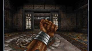 WinUAE Amiga AFA OS: Hexen II