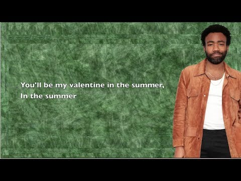 Childish Gambino - Summertime Magic - Lyrics