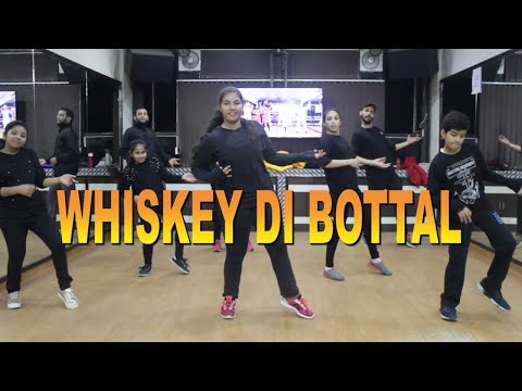 Whiskey Di Bottal | Jasmine Sandlas | Preet Hundal | Dance Choreography | Step2Step Dance Studio