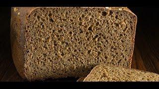 Бородинский хлеб рецепт. /// Как приготовить в хлебопечи.