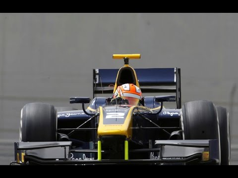 Alex Lynn, GP2 Monaco Grand Prix 2015, Monte Carlo, Monaco, Europe