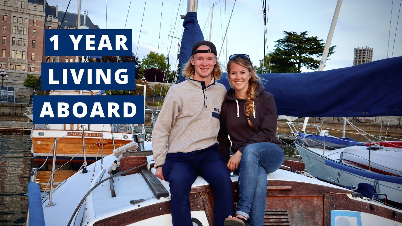 1 Year Living Aboard our Catalina 30 // Living on a Sailboat in Canada Ep. 40