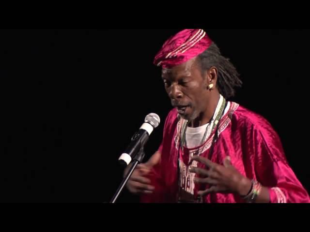 TEDxUF - Baba Ona - 2 African Stories