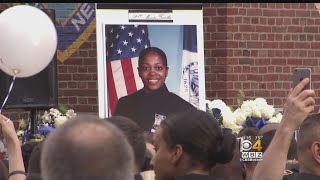 Fenway Honors NYPD Fallen Officer, Fellow Officers