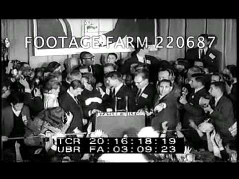 1964 US Presidential Elections 220687-11 | Footage Farm